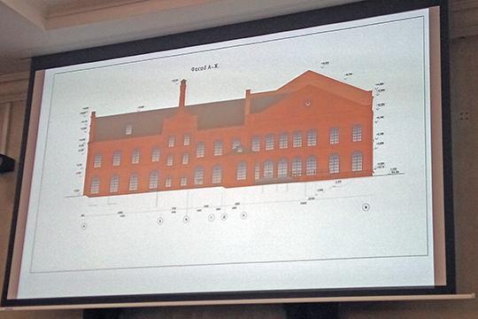 В планах собственника сделать так, чтобы здание вошло в ТОП-10 мест, обязательных для посещения в Казани