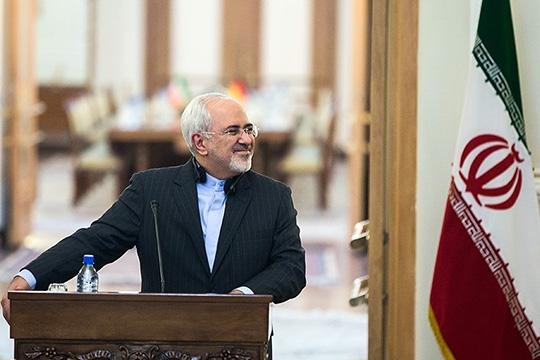 Вашингтон внес всанкционный список министра иностранных дел Ирана Мохаммада Джавада Зарифа