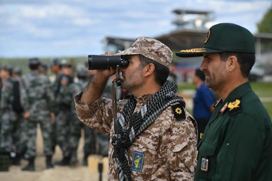 Вероятность вооруженного конфликта остается высокой, хотя все понимают, что Иран просто так несдастся