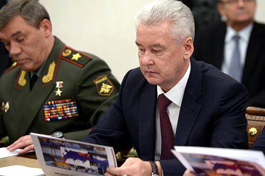 «Свой рейтинг Собянин сжигает на костре лояльности, его политический вес в итоге всей этой истории уменьшился»