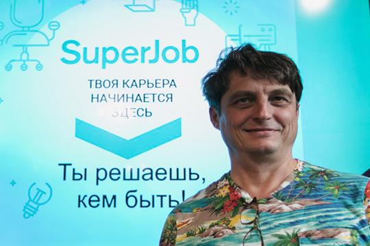 Алексей Захаров, SuperJob: «Задача поWorldSkills– заместить импортную начинку своей»