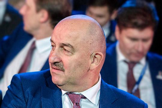 «Потому что мытак решили»: Черчесов опять невызвал игроков «Рубина»
