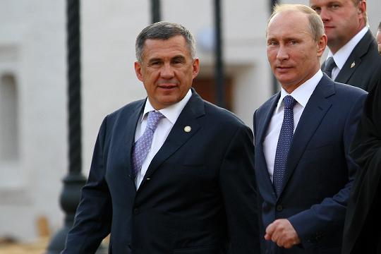 Татарстан участвует вреализации всех 12 нацпроектов, которые сформированы вмайском указеВладимира Путина