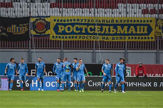 Одни из самых больших премий в РПЛ — у «Ростова», который рвётся в еврокубки и идёт в лидирующей тройке