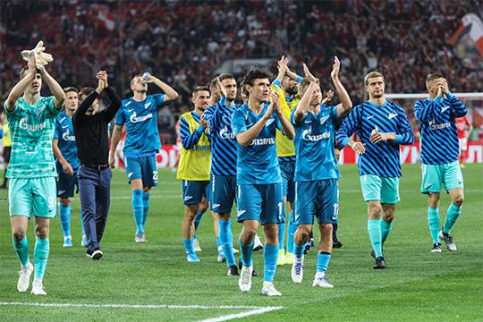 Двойными премиальными в «Зените» вознаграждают за победу в принципиальных матчах, например, против «Спартака»
