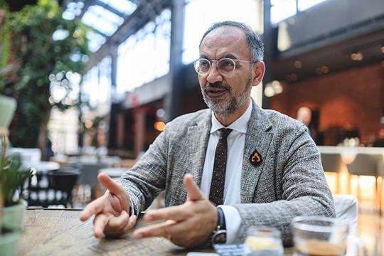Фаррух Дерахшани: «Победа Татарстана для страны — большое достижение»