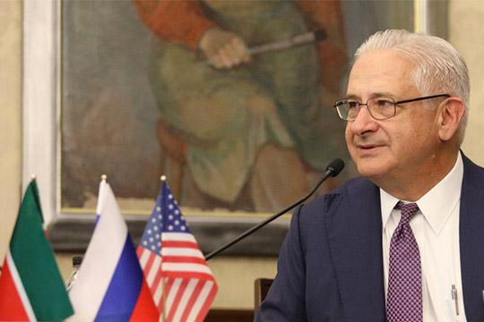 В Татарстане может открыться представительство Американской торговой палаты (АТП) — об этом заявил президент Американской торговой палаты в России Алексис Родзянко
