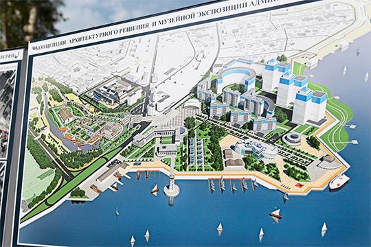 Планы у властей города на эту территорию были просто грандиозные