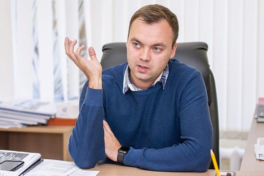Эмиль Сиразетдинов: «Ябы запретил вНижнекамске панельное строительство»