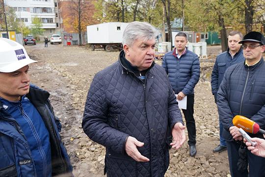 Наиль Магдеев: «Ипподром большой. Мыгород без катка для массового посещения неоставим»