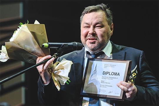 Ильдар Ягафаров: «За 4 года союз произвел около 20 фильмов. Члены союза кинематографистов так или иначе участвуют во всем, что происходит в кинематографии»