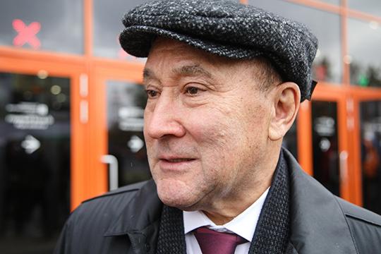 Марат Ахметов: «Я здесь по старой доброй традиции…»