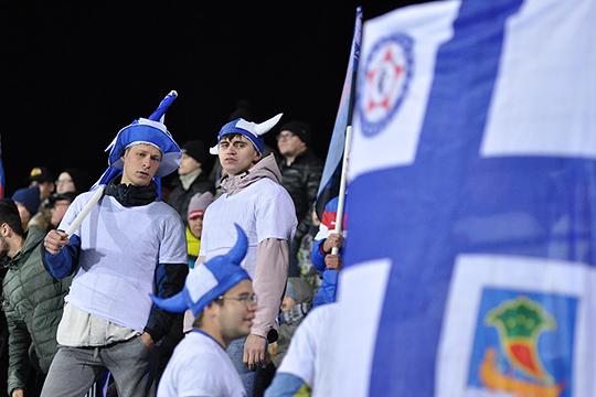 РФС применил санкции к КАМАЗу: действие сертификата стадиона в Челнах приостановили на два матча