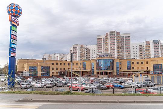 Неплохие офисные центры уже есть запределами Вахитовского района (БЦ«Азинский», «Франт», «Ибрагимовский», «Сфера» (на фото), «Технополис» идругие