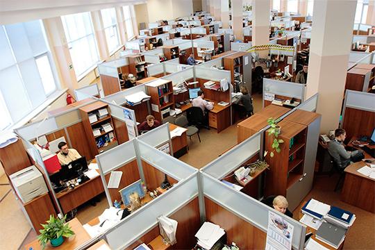 Офисными помещениями вКазани запоследние пять лет стали чаще интересоваться IT-компании, колл-центры, дата-центры, центры обслуживания населения, компании медицинского кластера