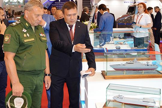 Судостроительная корпорация «Ак Барс», возглавляемая Ренатом Мистаховым, претендует не только на строительство вертолетоносцев, но и на их разработку