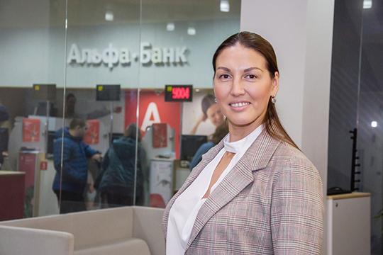Диляра Дрокова: «Несмотря на то, что мы только весной этого года открыли центр ипотечного кредитования в Казани, кредитный портфель уже превысил миллиард рублей»