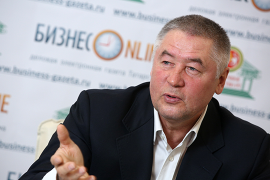Фоат Комаров: «Стратегия известна, сроки уже были обозначены. Президент России Владимир Путин уже предупредил о нарушении сроков исполнения задач»