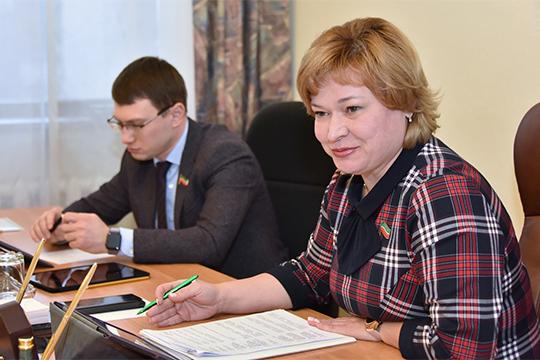 Светлана Захарова выразила озабоченность вопросом обеспечения первичного звена «свежей кадровой кровью»