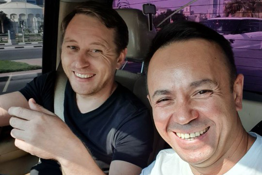 «Сдетства яхотел посмотреть мир»: как челнинец открыл автомастерскую вДубае