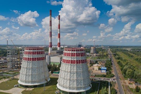В этом году «Нижнекамская ТЭЦ» смогла войти в федеральную программу ДПМ по модернизации объектов энергогенерации