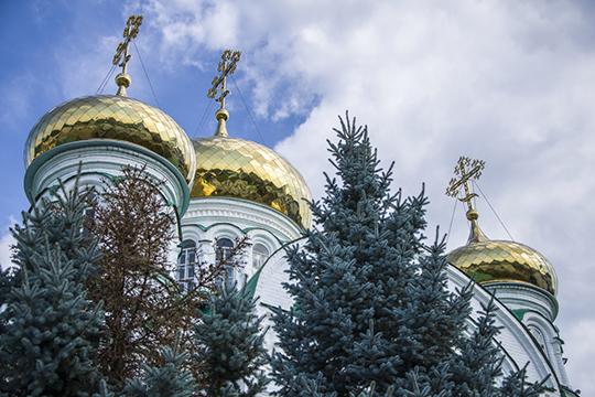 «Сегодня практически все большие российские города— православные ивкуполах»