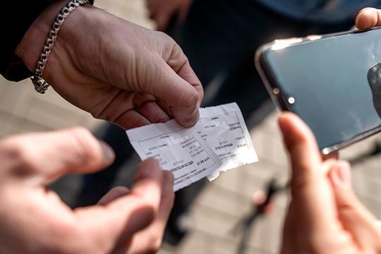 В сентябре за работу «по-старинке», использование поддельных билетов при оплате наличкой из городских АТП уволили 76 кондукторов, в октябре 39