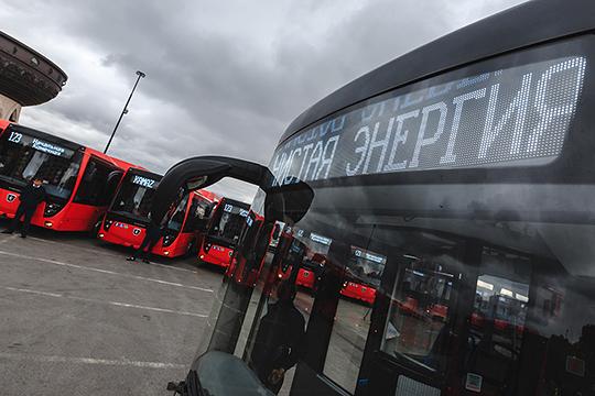 Покупка 104 автобусов на газомоторном топливе была просубсидирована республикой. Но остальное — чистый лизинг