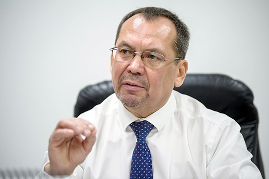 Ахат Галаутдинов: «Из Москвы качественно управлять жилыми домами в Челнах невозможно»