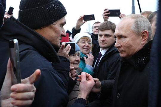 Как отмечает «Незыгарь», в последние дни серьезно активизировалась информационная повестка, которая сосредоточилась на президенте России