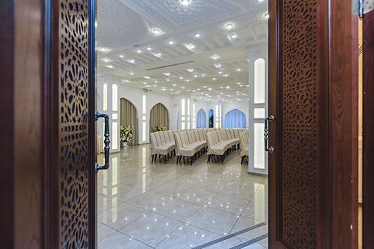 «Конференц-залов очень много, ностаким интерьером– один навсю республику»