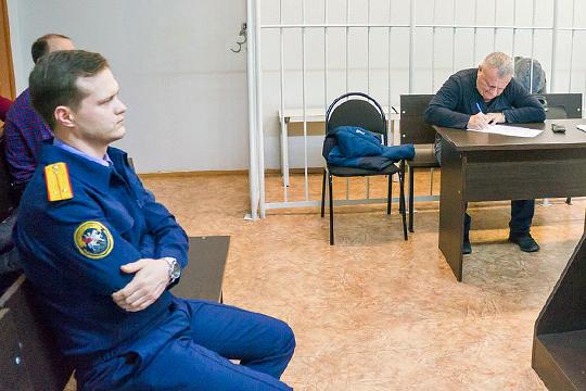 Вчера на заседании суда была избрана мера пресечения для 18-летнего Олега Дубровина, подозреваемого в вымогательстве денег