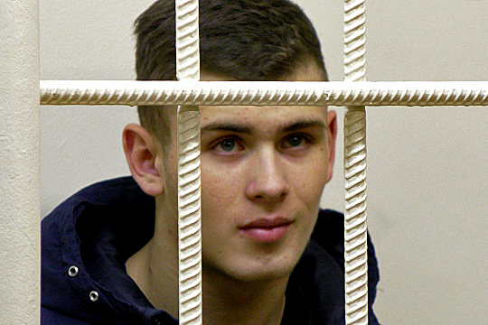 Ранее в отдел полиции «Электротехнический» Набережных Челнов явился с повинной 18-летний Андрей Сюрдов