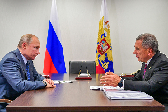 Отношения с федеральным центром в этом году были ровными, но не факт, что так же будет в 2020-м. Ключевой вопрос — кого мы будем выбирать: президента Татарстана или главу республики?