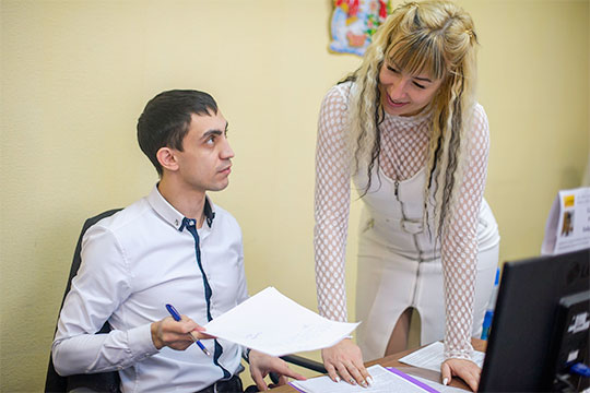 «Моя профессия, моя должность заставляют координировать все службы для выполнения определенных целей»