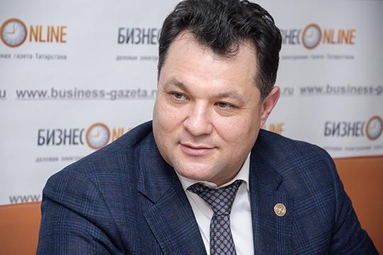 Рустем Нуриев: «Думаю, вернем городу «Алабугу»