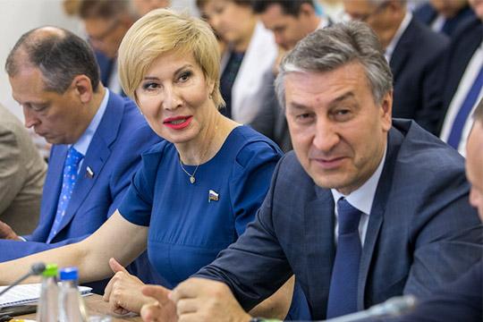 Айрат Фаррахов и Ольга Павлова