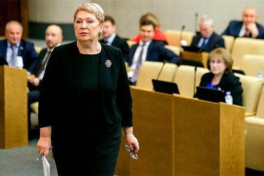 Не устояла после перетряски правительства министр просвещения Ольга Васильева