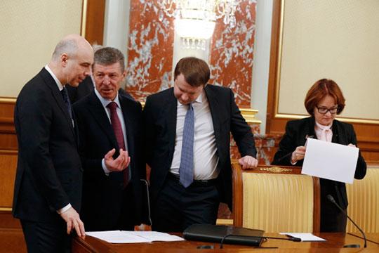 Антон Силуанов, хоть лишился высокого звания первого вице-премьера, но остался главой Минфина