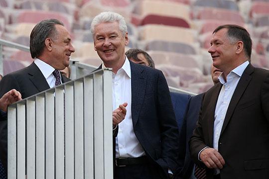 Павел Салин полагает, что Хуснуллин все-таки самостоятельный игрок, который был делегирован в столичное правительство и сработался с Собяниным