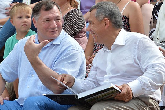 Можно прогнозировать сильную связку нового вице-премьера и президента РТ Рустама Минниханова