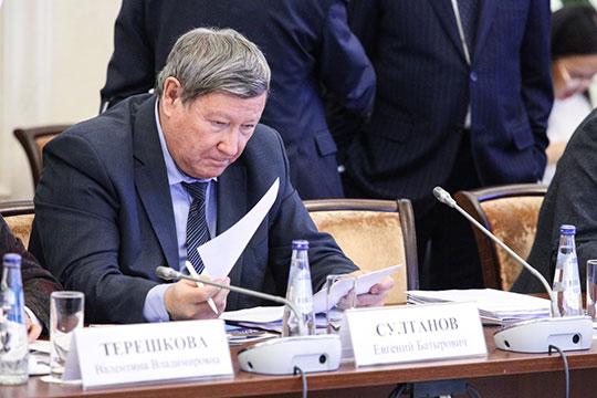 Евгений Султанов подчеркнул, что российская нация и многонациональный народ — несовпадающие понятия