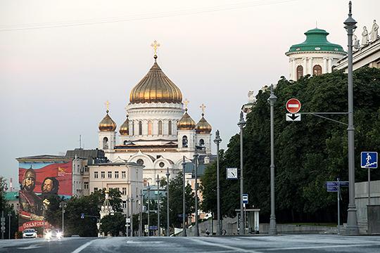 «Москва — Третий Рим» — это идея, которая близка многим православным христианам — думаю, что большинству»