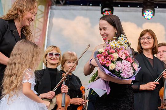 Айгуль Хисматуллину многие запомнили по последнему конкурсу Чайковского