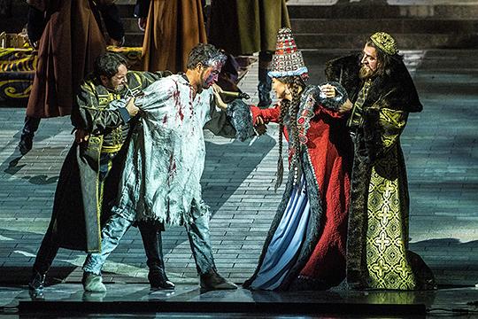 Завершится фестиваль представлением современной татарской оперой Резеды Ахияровой «Сююмбике»