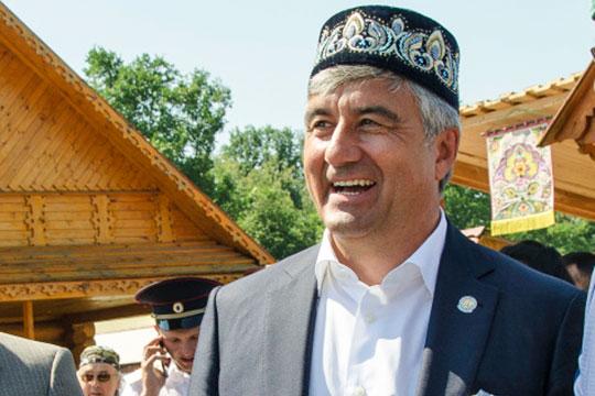 Василь Шайхразиев рассказал, что в этом году бюджет ВКТ был увеличен втрое — с 30 до 100 млн рублей в год