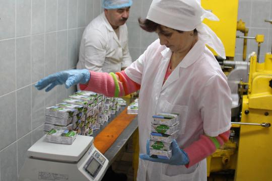 Если все планы новых инвесторов осуществятся, то«Ува-молоко» уверенно выйдет вчисло лидеров помолокопереработке вТатарстане собщим объемом в700 тонн всутки