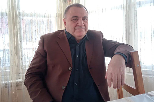 Аршалуйс Антонян: «БТА-Казань» сам предложил кредит и взял в залог челнинский «Арарат», который я строил на свои деньги от международных перевозок»