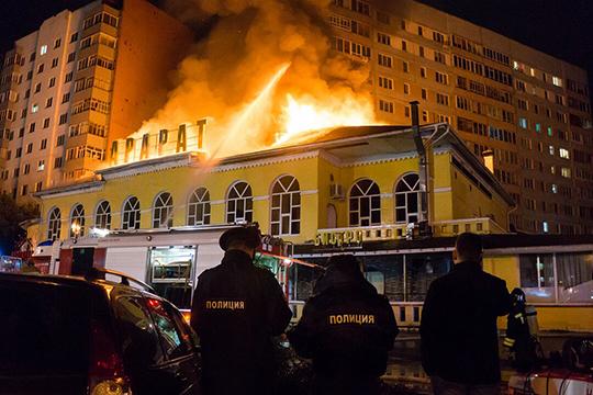 «На последние торги, еще до пожара, «Арарат» выставляли за 22 миллиона — судите сами, хороший ресторан в центре процветающего города не смогли продать даже по 20 тысяч за квадрат?»