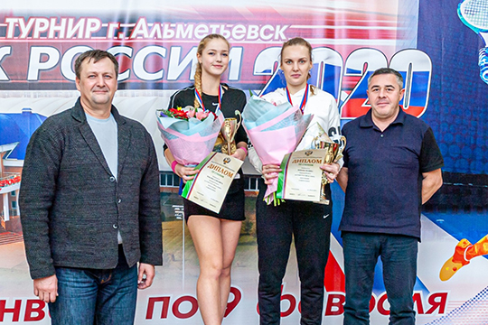 Елизавета Коклина и Полина Монова